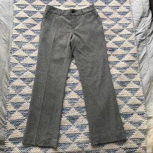 Banana Republic Martin Fit Wool Blend Trousers 2P